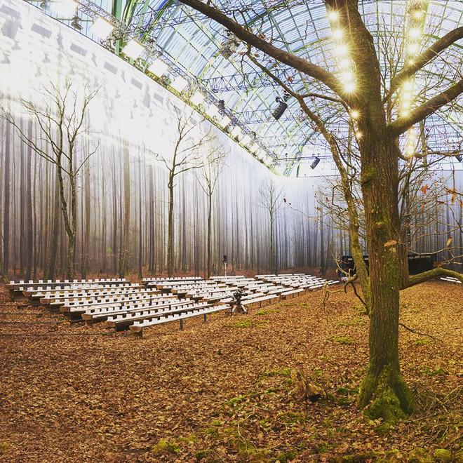Có show nào xôm hơn Chanel: Dàn sao hot Hoa-Hàn-Thái hội tụ, cùng lạc lối trong khu rừng mùa thu - Ảnh 17.