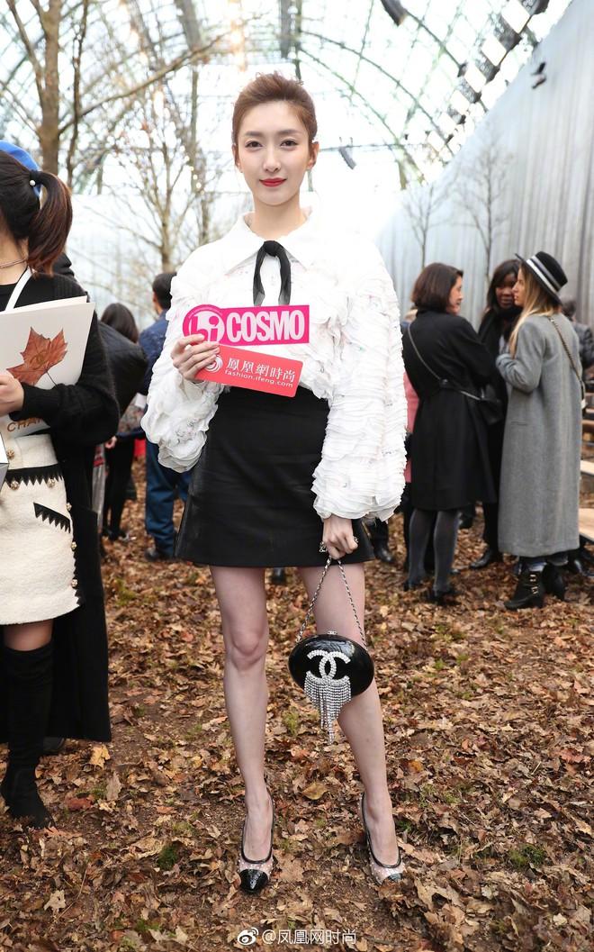 Có show nào xôm hơn Chanel: Dàn sao hot Hoa-Hàn-Thái hội tụ, cùng lạc lối trong khu rừng mùa thu - Ảnh 6.