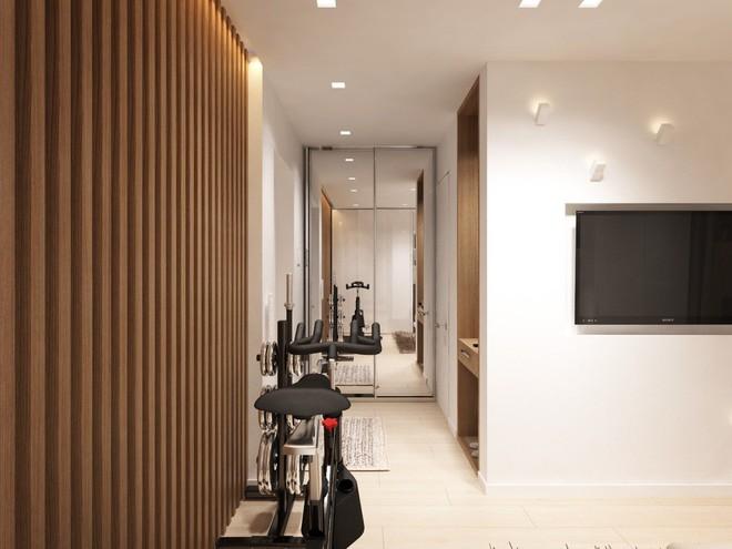 Không gian sống lý tưởng trong hai căn hộ có diện tích chưa đến 20m² - Ảnh 10.
