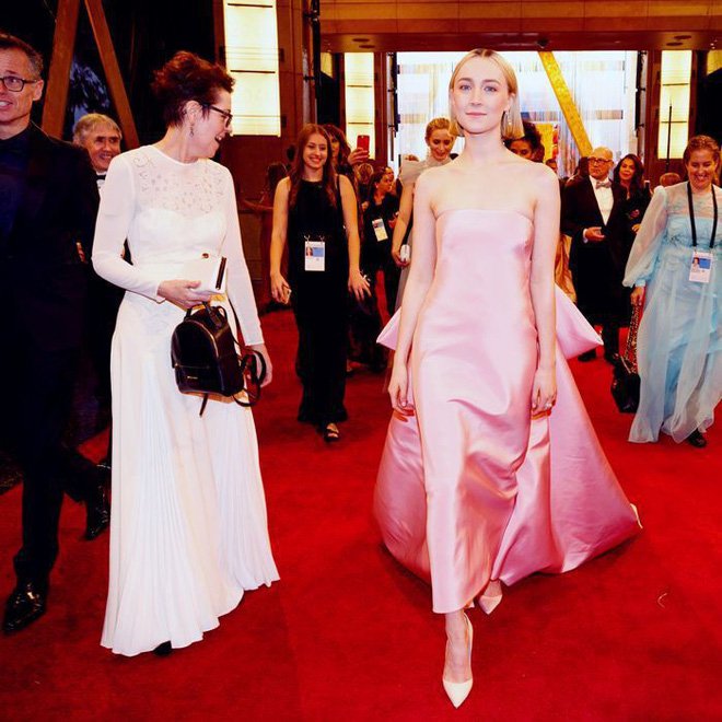 Ngạc nhiên chưa: Giữa đại tiệc thời trang xa xỉ của Oscar 2018, có tới 150 người diện đồ của thương hiệu Zara - Ảnh 2.