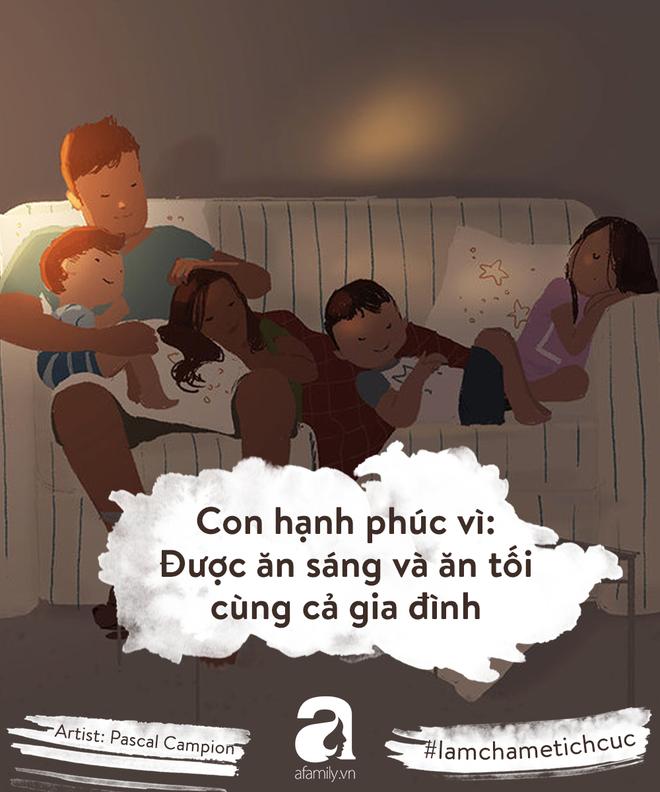 Nuôi dưỡng một đứa trẻ hạnh phúc rất đơn giản và… không tốn tiền - Ảnh 4.