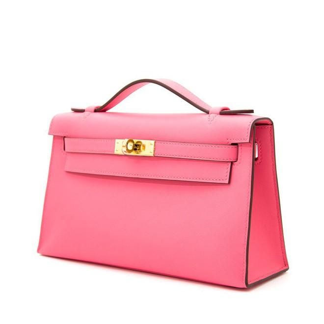 Nhìn thì bé tí, nhưng 2 chiếc túi mà Hà Hồ cưng nhất cái nào cũng có giá gần 200 triệu - Ảnh 8.