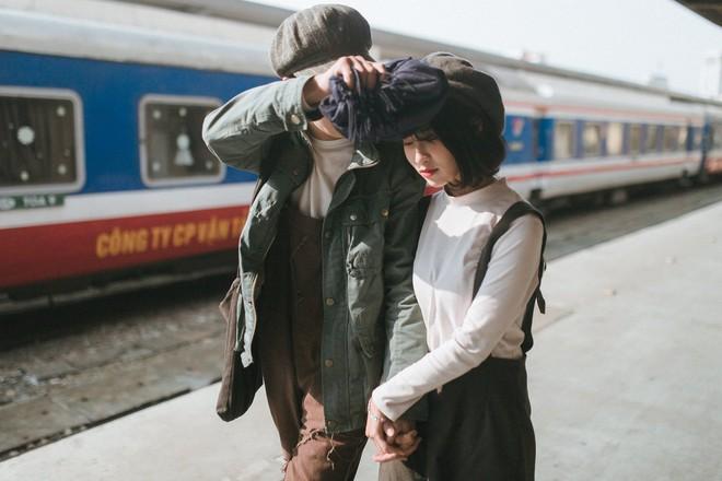 Yêu xa - bộ ảnh kỷ niệm tình yêu khiến MXH sốt xình xịch vì quá trong trẻo - Ảnh 13.