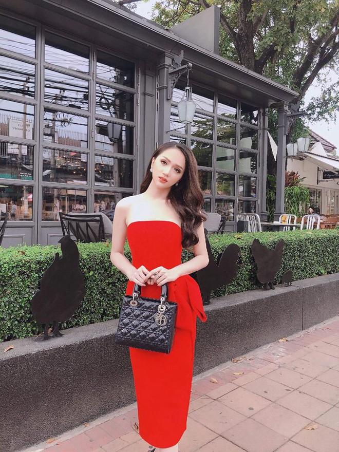 Cùng ngắm lại những thiết kế Việt giúp Hương Giang tỏa sáng tại Hoa hậu chuyển giới quốc tế 2018 - Ảnh 3.