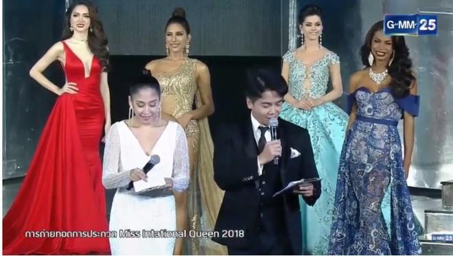 Trực tiếp: Hương Giang xuất sắc lọt top 12 Miss International Queen 2018 - Ảnh 2.