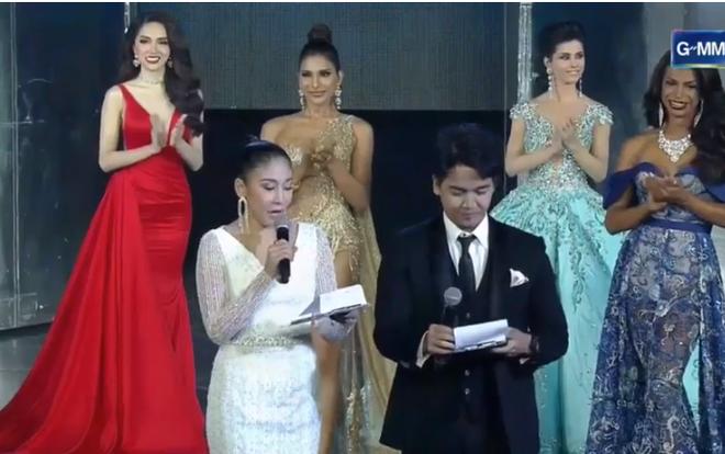 Trực tiếp: Hương Giang xuất sắc lọt top 12 Miss International Queen 2018 - Ảnh 1.