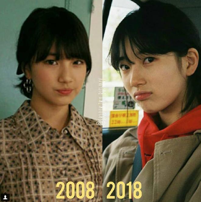 Cặp đôi mới của showbiz Hàn: Chàng vướng nghi án thẩm mỹ, nàng sở hữu vẻ đẹp trường tồn theo thời gian - Ảnh 7.
