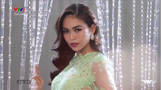 HHen Niê vượt mặt Hoàng Thùy, giành ngôi Hoa hậu Hoàn vũ Việt Nam 2017 - Ảnh 22.