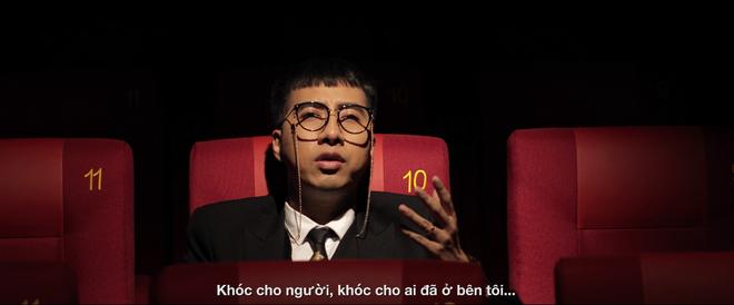 Only C bất ngờ trở thành cháu ngoại của Trịnh Thăng Bình - Ảnh 2.