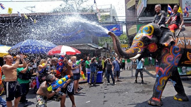 3 lễ hội được trông đợi nhất vào dịp tháng 4 ở châu Á - Ảnh 1.