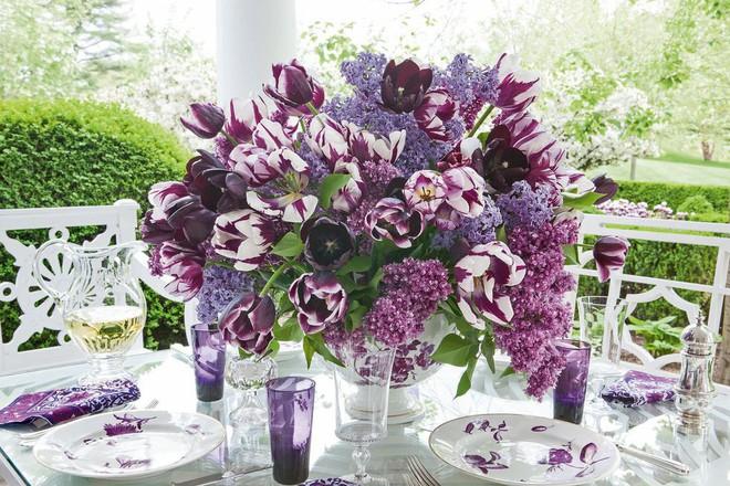 Cách chọn hoa phù hợp cho mỗi phòng trong nhà  - Ảnh 11.