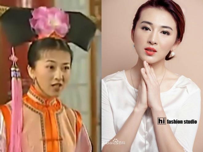 Dàn diễn viên đóng vai A hoàn trong Hoàn Châu Cách Cách: Người thành nữ hoàng giải trí, kẻ đóng phim cấp 3? - Ảnh 11.