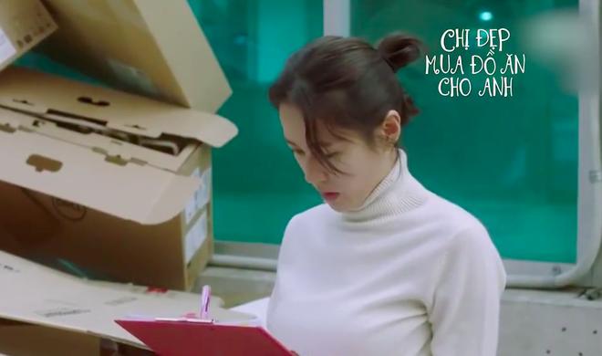 Yêu trai trẻ sáng láng như Joon Hee mà chị đẹp Jin Ah cứ mãi xuề xòa từ trang phục đến đầu tóc thế này kể cũng thấy lo lo - Ảnh 26.