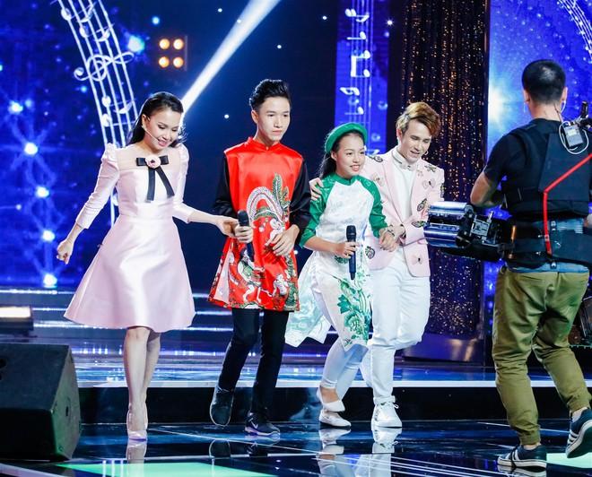 Dương Triệu Vũ chiêu dụ cặp đôi đẹp trai xinh gái bằng danh ca Hương Lan - Ảnh 3.