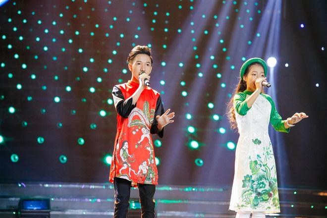 Dương Triệu Vũ chiêu dụ cặp đôi đẹp trai xinh gái bằng danh ca Hương Lan - Ảnh 1.