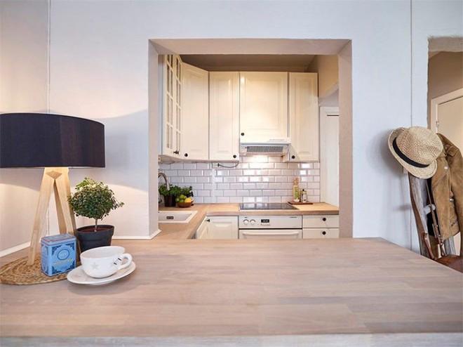 Cùng học cách trang trí căn hộ với diện tích 27m² thật đơn giản nhưng siêu ấm cúng nhờ những mẹo hay này - Ảnh 5.