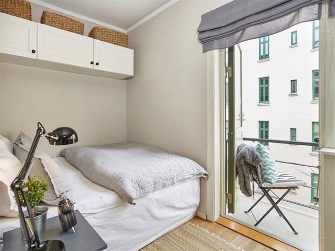 Cùng học cách trang trí căn hộ với diện tích 27m² thật đơn giản nhưng siêu ấm cúng nhờ những mẹo hay này - Ảnh 10.