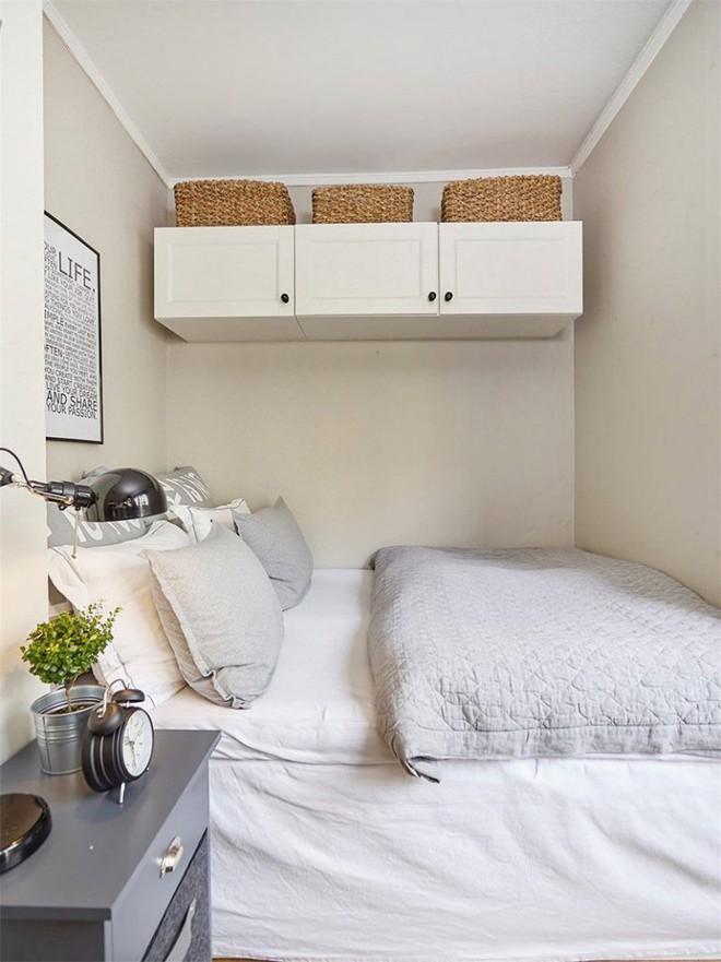 Cùng học cách trang trí căn hộ với diện tích 27m² thật đơn giản nhưng siêu ấm cúng nhờ những mẹo hay này - Ảnh 11.