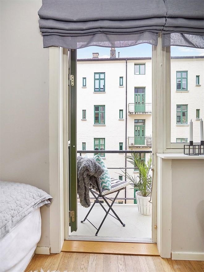 Cùng học cách trang trí căn hộ với diện tích 27m² thật đơn giản nhưng siêu ấm cúng nhờ những mẹo hay này - Ảnh 12.