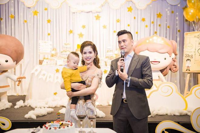 6 cô vợ vừa xinh vừa giỏi của sao Việt: Người là nữ thạc sĩ giàu tri thức, người là DJ nóng bỏng bao người mê - Ảnh 19.