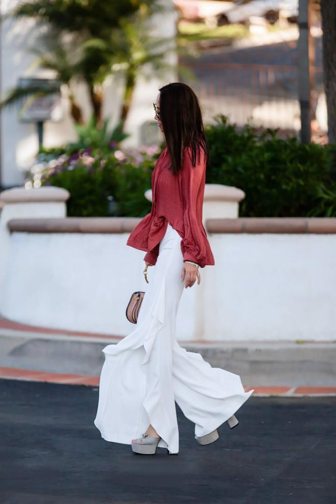Khởi động mùa du lịch qua loạt street style siêu thú vị của các quý cô châu Á - Ảnh 9.
