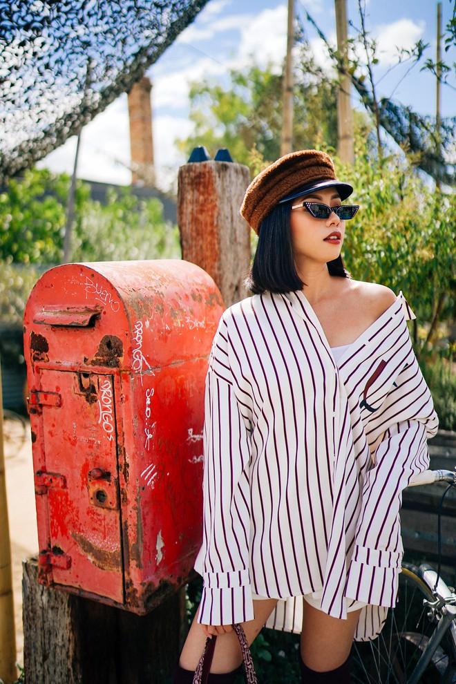 Khởi động mùa du lịch qua loạt street style siêu thú vị của các quý cô châu Á - Ảnh 13.