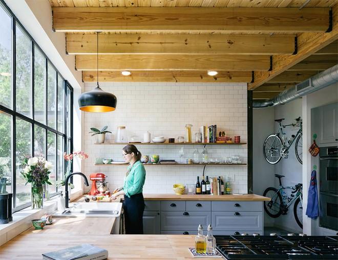 Mãn nhãn với 10 căn bếp tuyệt đẹp mang phong cách công nghiệp - Ảnh 3.