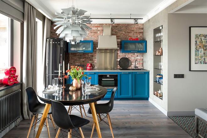 Mãn nhãn với 10 căn bếp tuyệt đẹp mang phong cách công nghiệp - Ảnh 10.