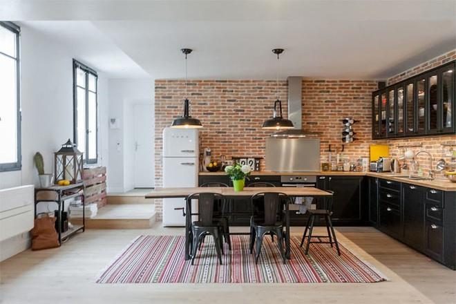 Mãn nhãn với 10 căn bếp tuyệt đẹp mang phong cách công nghiệp - Ảnh 5.