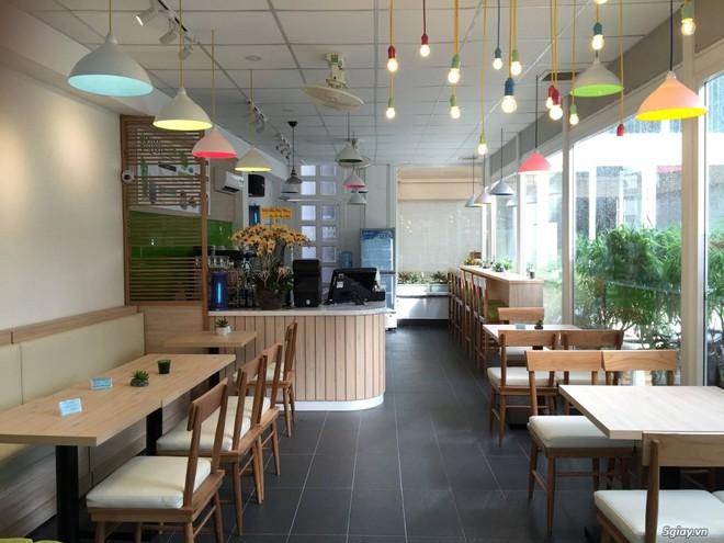 4 quán cafe có khu chơi để bố mẹ đưa trẻ đi trốn trong đợt nóng gay gắt của Sài Gòn - Ảnh 10.