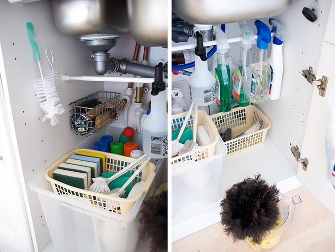 Mách nhỏ các mẹ 6 mẹo vặt cực đơn giản giúp nhà bếp lúc nào cũng sạch bong kin kít - Ảnh 2.