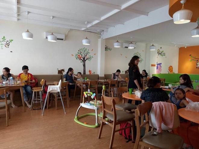 4 quán cafe có khu chơi để bố mẹ đưa trẻ đi trốn trong đợt nóng gay gắt của Sài Gòn - Ảnh 14.