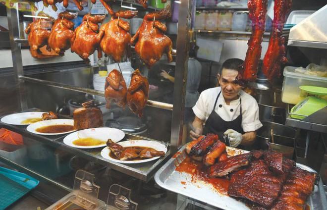 Đến bây giờ Michelin mới chỉ trao sao cho 3 quán ăn vỉa hè, và tất cả chúng đều rất gần Việt Nam - Ảnh 5.
