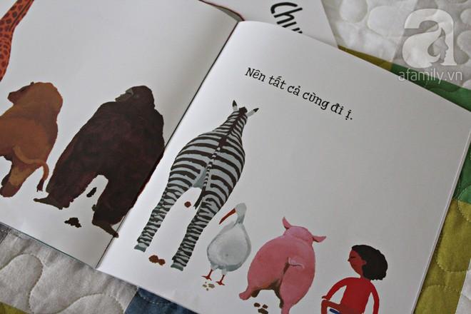 """Những cuốn sách """"gối đầu giường"""" của cha mẹ Nhật khi dạy con về sức khỏe và cơ thể - Ảnh 3."""