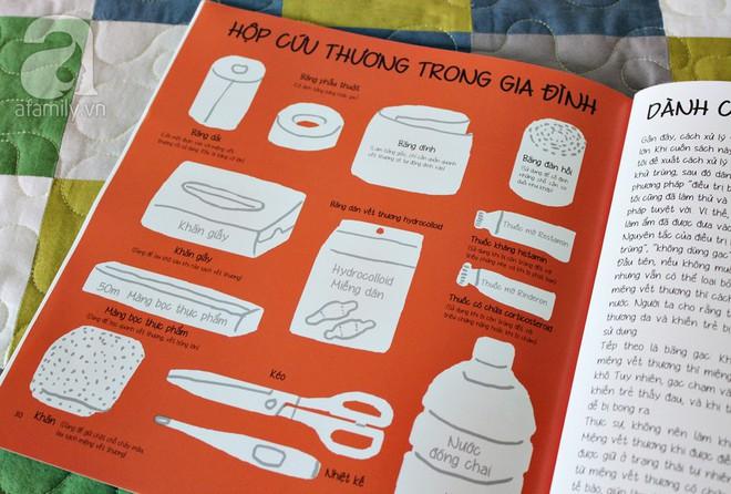 """Những cuốn sách """"gối đầu giường"""" của cha mẹ Nhật khi dạy con về sức khỏe và cơ thể - Ảnh 11."""