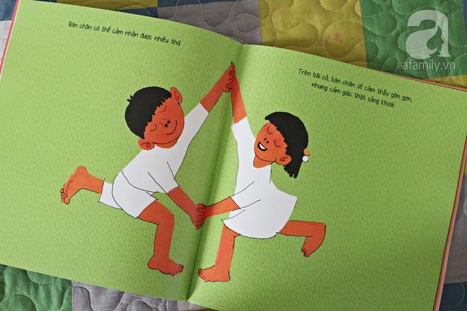"""Những cuốn sách """"gối đầu giường"""" của cha mẹ Nhật khi dạy con về sức khỏe và cơ thể - Ảnh 6."""