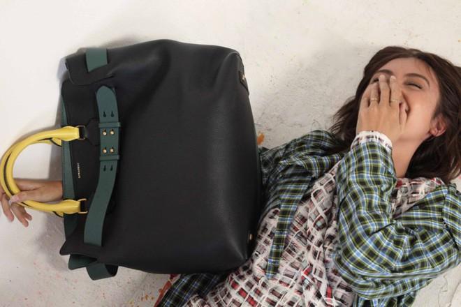 Túi xách giá gần 60 triệu của Burberry có gì hay, mà từ sao châu Á đến Hollywood đụng hàng chan chát - Ảnh 16.