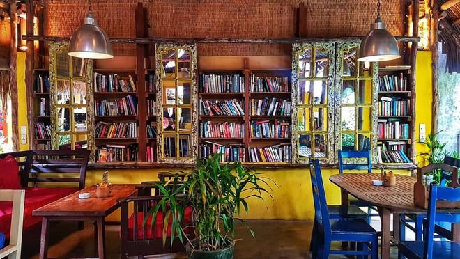 4 quán cafe có khu chơi để bố mẹ đưa trẻ đi trốn trong đợt nóng gay gắt của Sài Gòn - Ảnh 7.