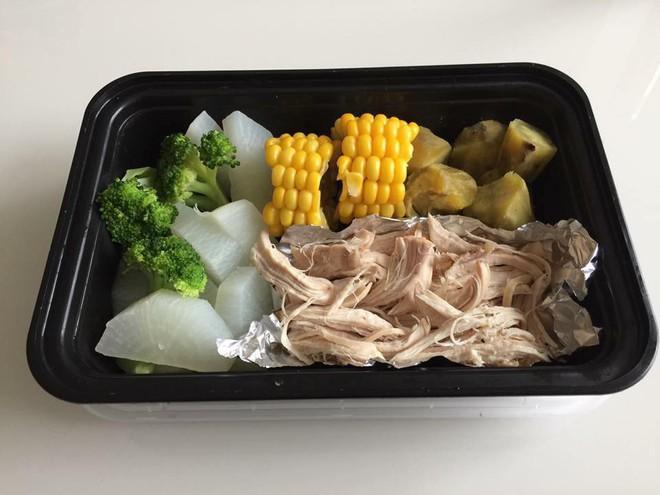 39 thực đơn ăn kiêng Eat Clean đánh bay mỡ bụng chào hè hiệu quả - Ảnh 3.