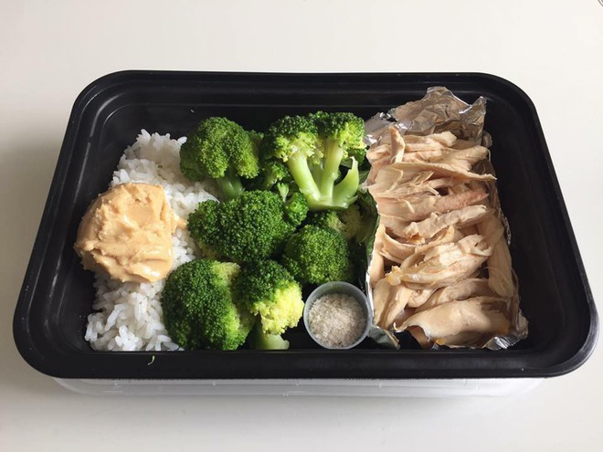 39 thực đơn ăn kiêng Eat Clean đánh bay mỡ bụng chào hè hiệu quả - Ảnh 16.