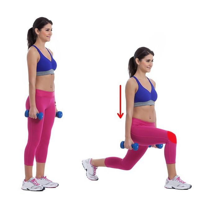 Không phải squats, đây mới thực sự là bài tập để có vòng 3 đẹp và những đường cong cơ thể như ao ước