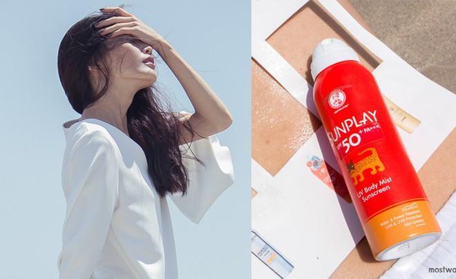 Kem chống nắng giá dưới 350 nghìn thấm nhanh và không bết dính, mà bạn có thể tìm thấy ở siêu thị hoặc hiệu thuốc - Ảnh 7.