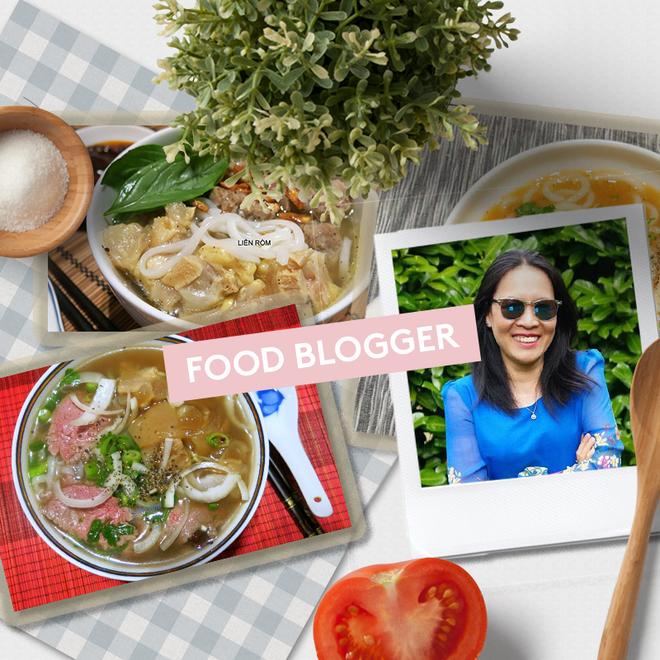 Gặp food blogger Liên Ròm - Chủ bếp đình đám với chị em nội trợ thế hệ 8X - Ảnh 1.
