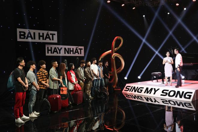 Hồ Hoài Anh bất ngờ kể về tình cũ đầy đau đớn tại sân khấu Sing my song  - Ảnh 1.