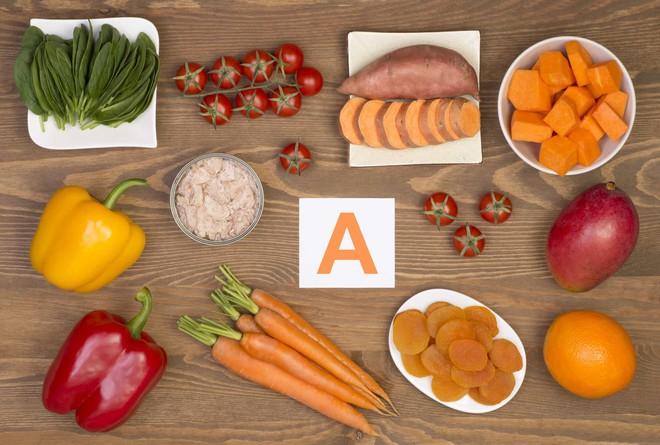 Bạn có thể gặp phải vấn đề sức khỏe này nếu không tiêu thụ đủ vitamin A - Ảnh 1.