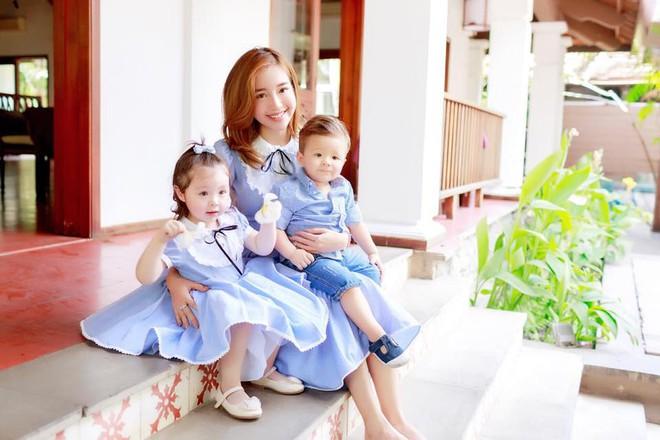 3 cặp mẹ con nhà sao Việt rất chăm mặc đồ đôi đồng điệu cùng nhau - Ảnh 5.