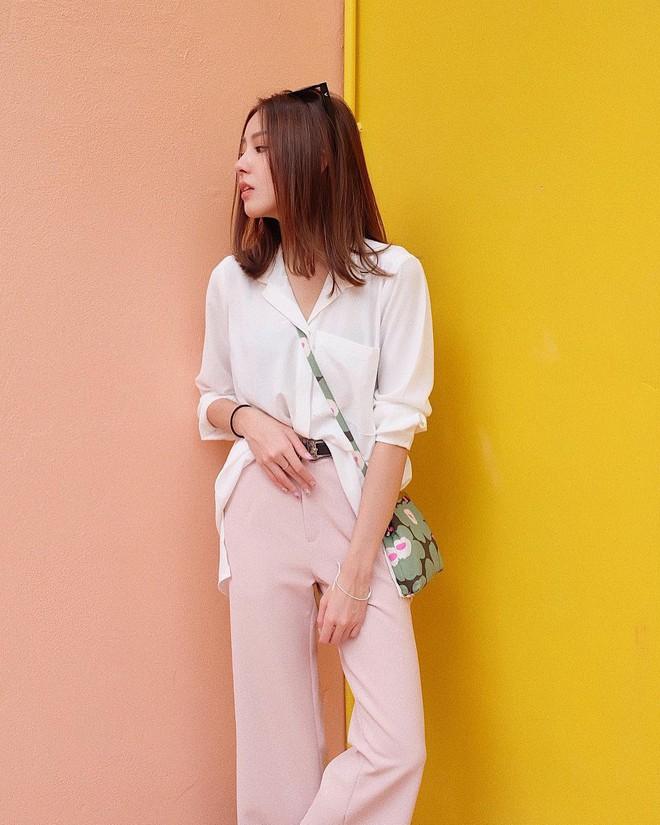 Nếu muốn vừa nữ tính lại trẻ trung như Song Hye Kyo, Phạm Băng Băng… thì đây là 5 items màu hồng mà bạn cần - Ảnh 9.