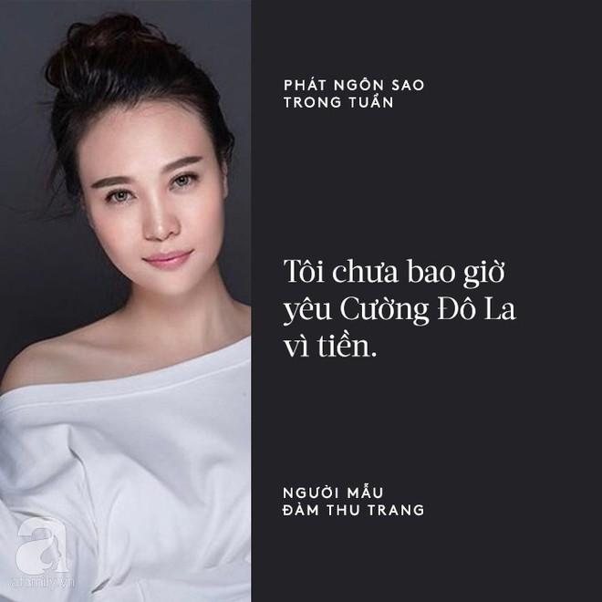 Đàm Thu Trang khẳng định không yêu Cường Đô La vì tiền; Kim Lý quyết tâm cưới được Hồ Ngọc Hà - Ảnh 3.