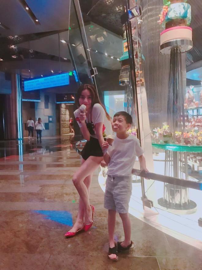 3 cặp mẹ con nhà sao Việt rất chăm mặc đồ đôi đồng điệu cùng nhau - Ảnh 10.