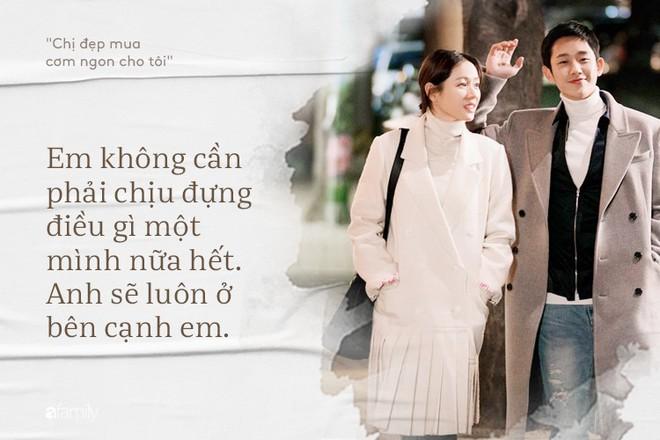 Có những câu thoại đốn tim thần thánh này bảo sao chị đẹp Son Ye Jin không đổ Jung Hae In - Ảnh 9.